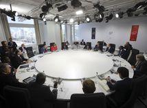 Zaríf nečakane navštívil miesto konania summitu G7