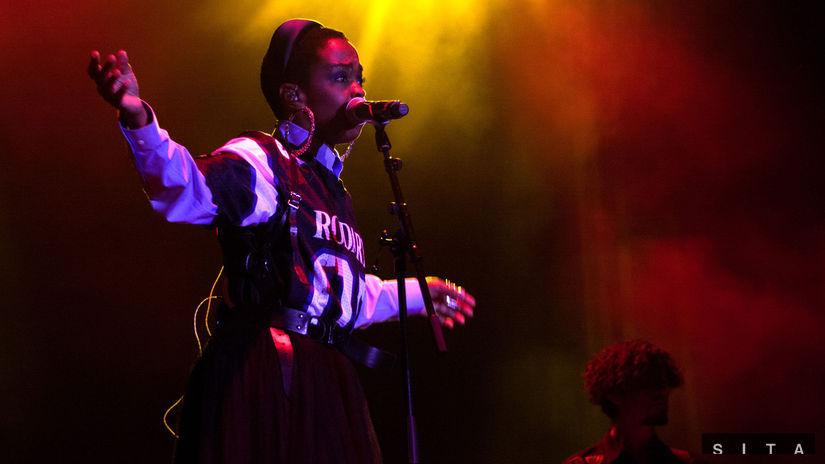 UPRISING 2019 Lauryn Hill