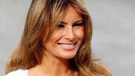 Prvá dáma USA Melania Trump