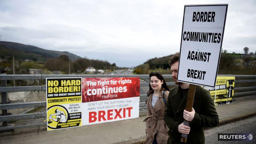 británia, eú, brexit, írsko