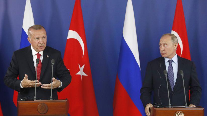 Rusko / Turecko / prezident / diplomacia / MAKS...