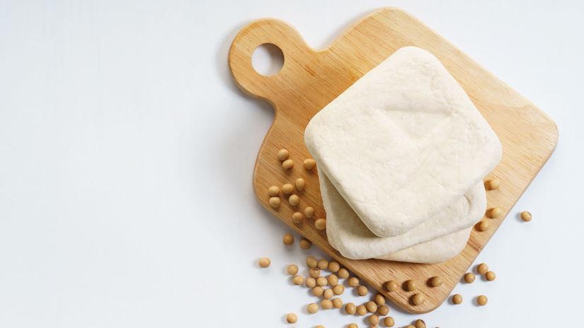 sója, tofu, bielkoviny
