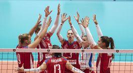 SR Bratislava volejbal ME ženy D Slovensko Bielorusko BAX