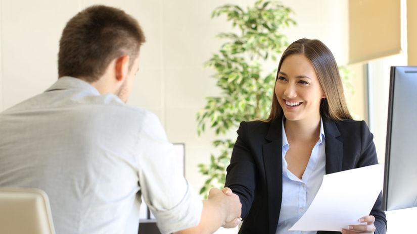 dohoda, pohovor, zamestnanie, práca, kariéra,