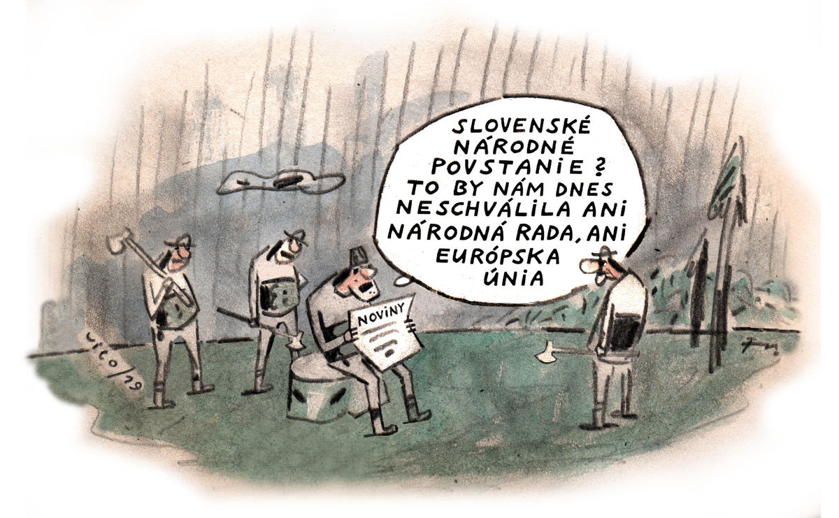 Karikatúra 30.08.2019