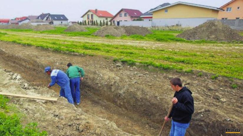 pozemok, úpravy, sceľovanie, komasácia, vidiek