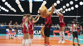 SR Bratislava Volejbal ME OSemfinále Taliansko BAX