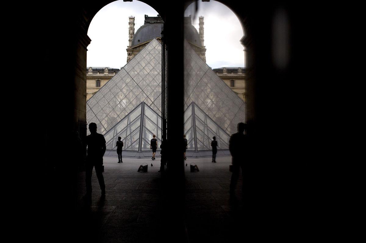 Francúzsko, Paríž, Louvre