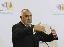 bojko borisov bulharsko