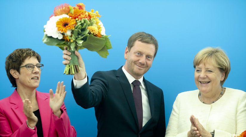 Nemecko / voľby /