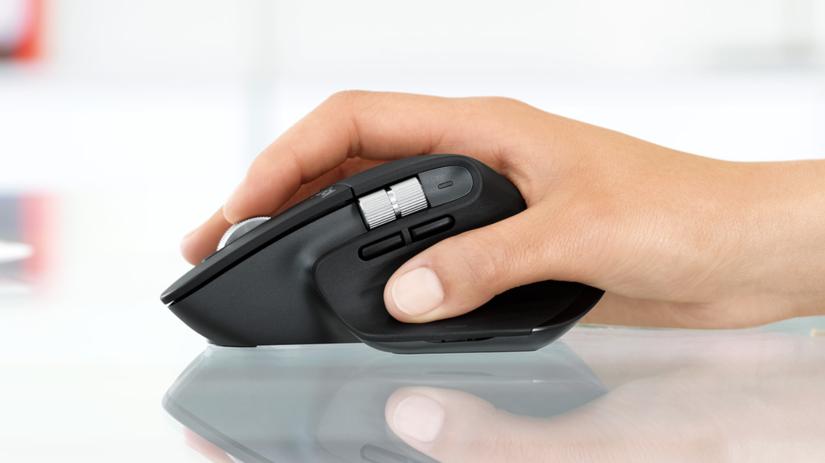 Logitech, MX Master 3, počítačová myš