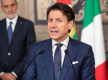 Taliansko / Giuseppe Conte