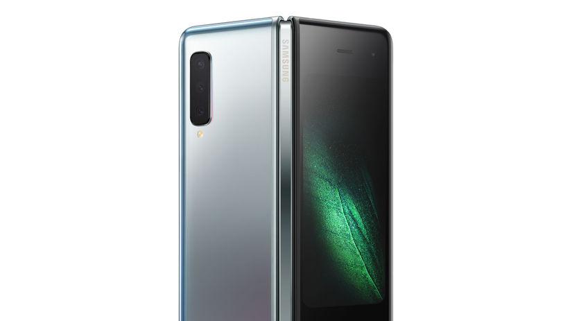 Galaxy Fold, Samsung, smartfón, ohybný displej