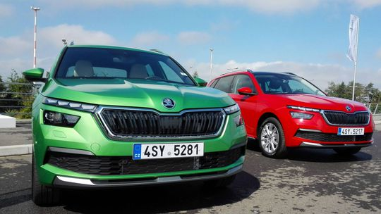 Škoda Kamiq: 'Outdoorová Scala' prezradila ceny. Je drahšia o 1 000 eur