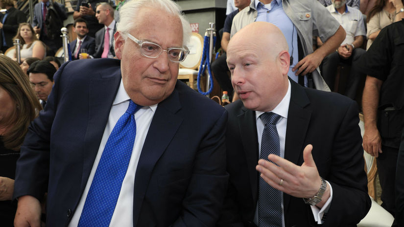 Jason Greenblatt, David Friedman , USA