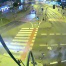 Krakow nehoda