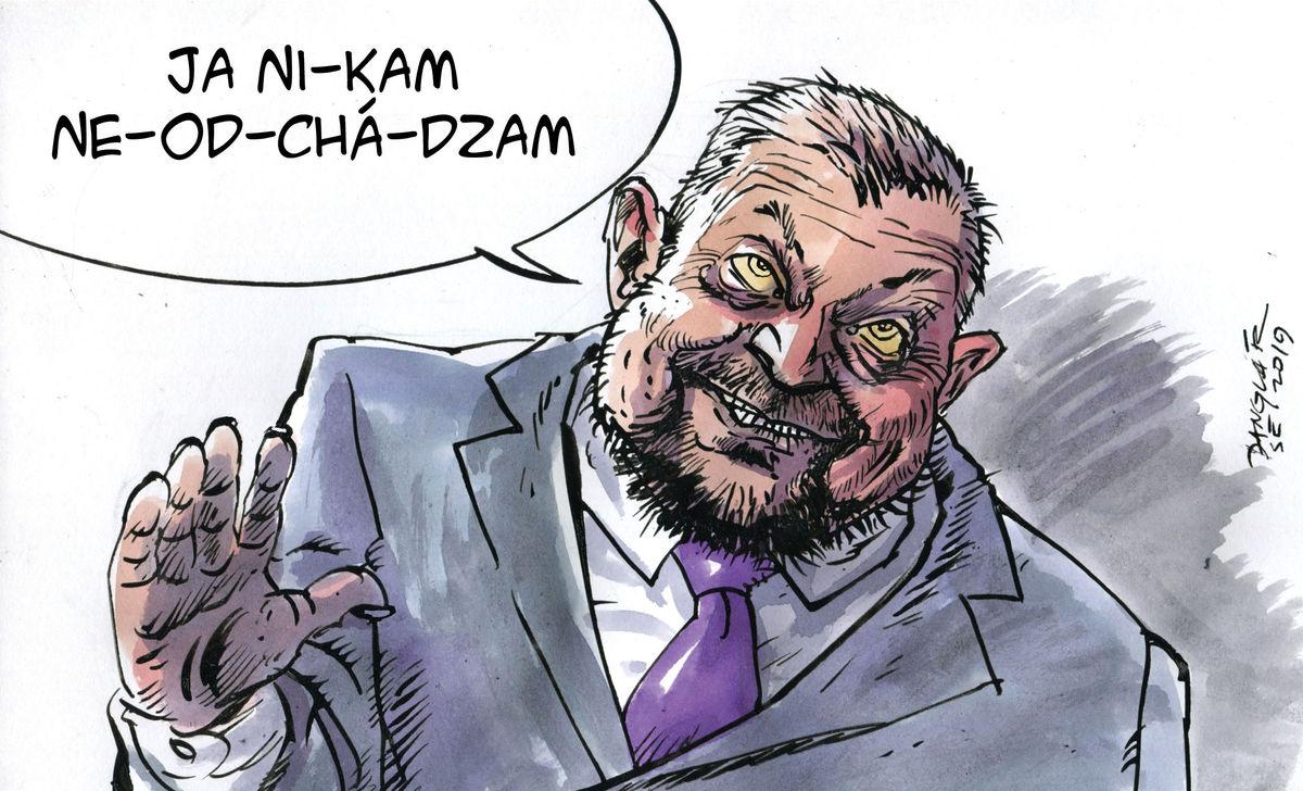 Karikatúra 06.09.2019