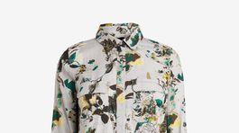 Šaty s florálnou potlačou značky Next.Predávajú sa za 25 eur.