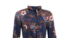 Šaty s florálnou potlačou značky Pietro Filipi. Info o cene hľadajte v predaji.