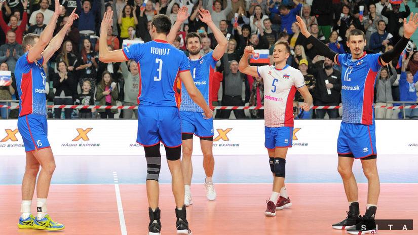 Slovensko volejbal