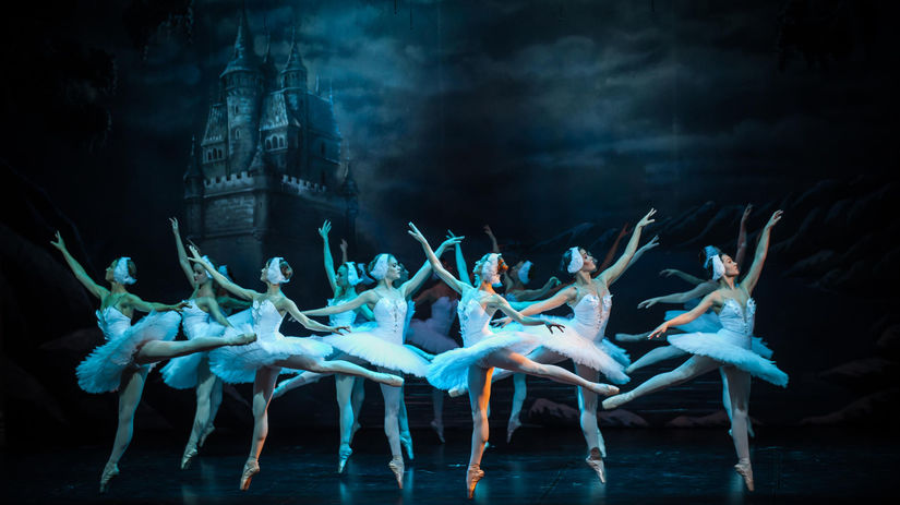 balet, ruský balet