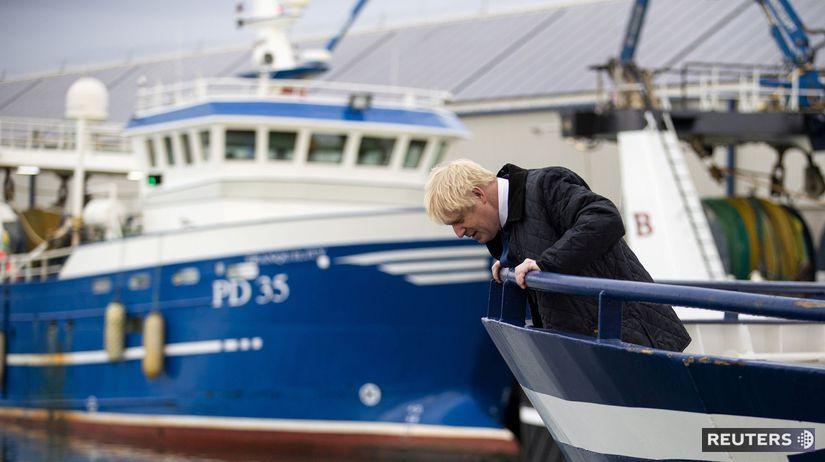 Británia / EÚ / Boris Johnson /