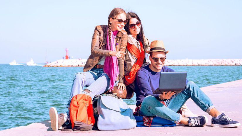 dovolenka, cestovanie, more, výlet,