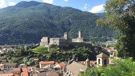 Švajčiarsko, hrad