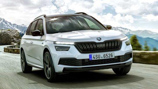 Škoda Scala a Kamiq: Novým vrcholom ponuky je Monte Carlo