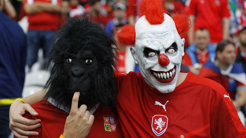 Fanúšikovia, Česko, futbal