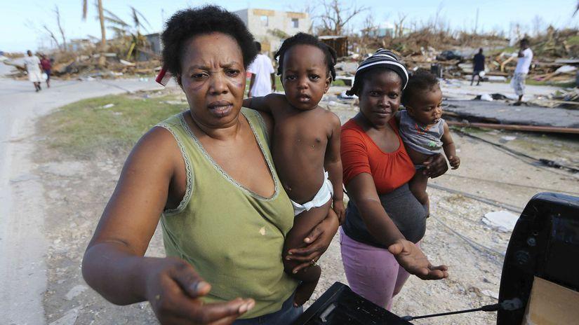 hurikán, dorian