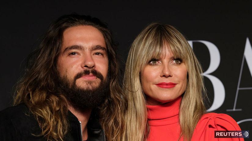 Manželia Tom Kaulitz a Heidi Klum prišli na...