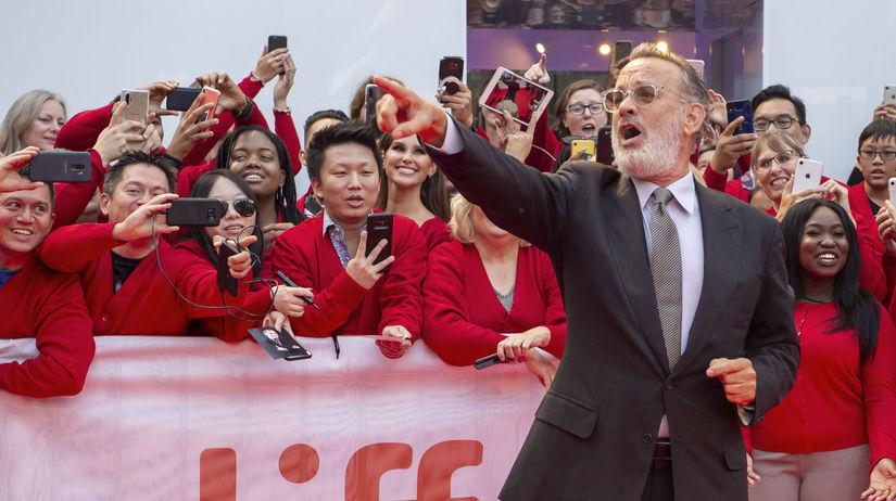 Herec Tom Hanks takto nadchol fanúšikov v...