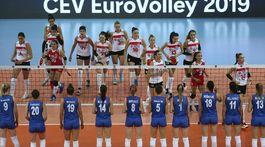 Srbsko, Turecko, volejbalistky