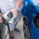 elektromobil nabijanie nabijacka