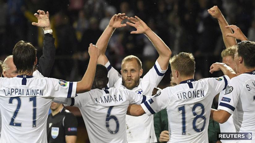 Fínski futbalisti