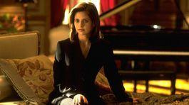 Herečky Sarah Michelle Gellar na zábere z filmu Veľmi nebezpečné známosti z roku 1999.