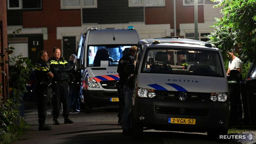holandsko strelba