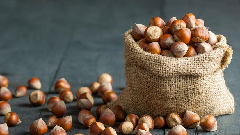 lieskový orech, orechy, lieskovec, lieskovce