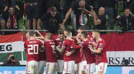 Maďarsko, radosť,