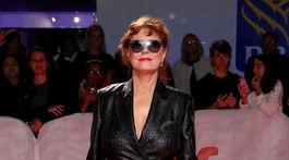 Susan Sarandon - nohavicový kostým