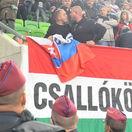 Vypískaná hymna a rasizmus. Maďari dostali trest za zápas so Slovenskom