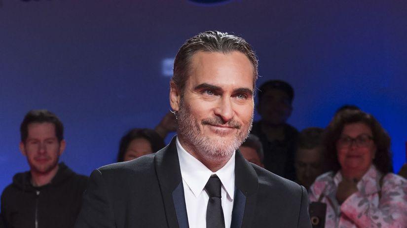 Herec Joaquin Phoenix priniesol do Toronta Jokera.