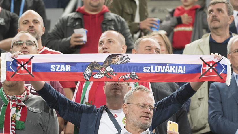 Maďarsko, fanúšik
