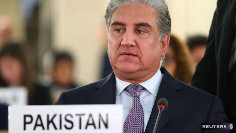 Mahmúd Kurajší / Pakistan / India / OSN /