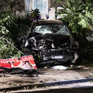Porsche Macan - dopravná nehoda