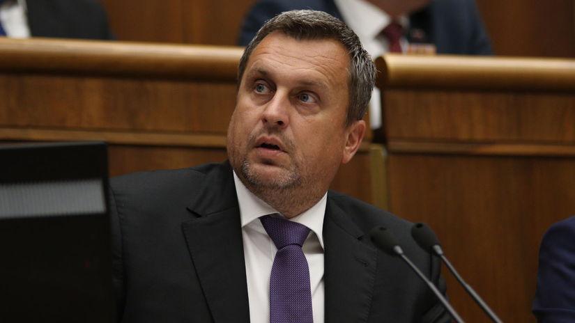 Andrej Danko, NRSR