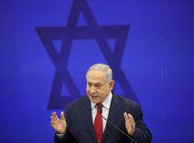 Izrael / Benjamin Netanjahu /