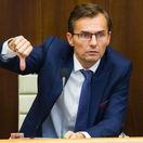 Parlament Galka za podpredsedu NR SR nezvolil