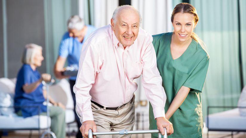 opatrovanie, opatrovateľ, dôchodok, seniori,...